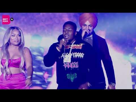 BritAsia TV Music Awards 2019: Sidhu Moosewala, Steel Banglez, Mist and Stefflon Don Perform '47'