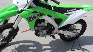 9. 2019 Kawasaki KX250