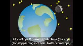 Video review GalaxTime - 1.59