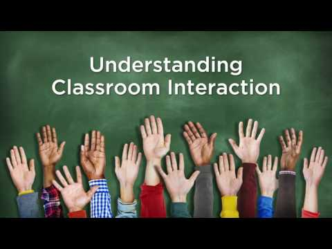 Understanding Classroom Interaction | PennX on edX | Course About Video
