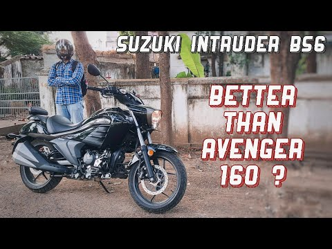 Suzuki Intruder 150 BS6 Review - Worth Buying Over Avenger ???