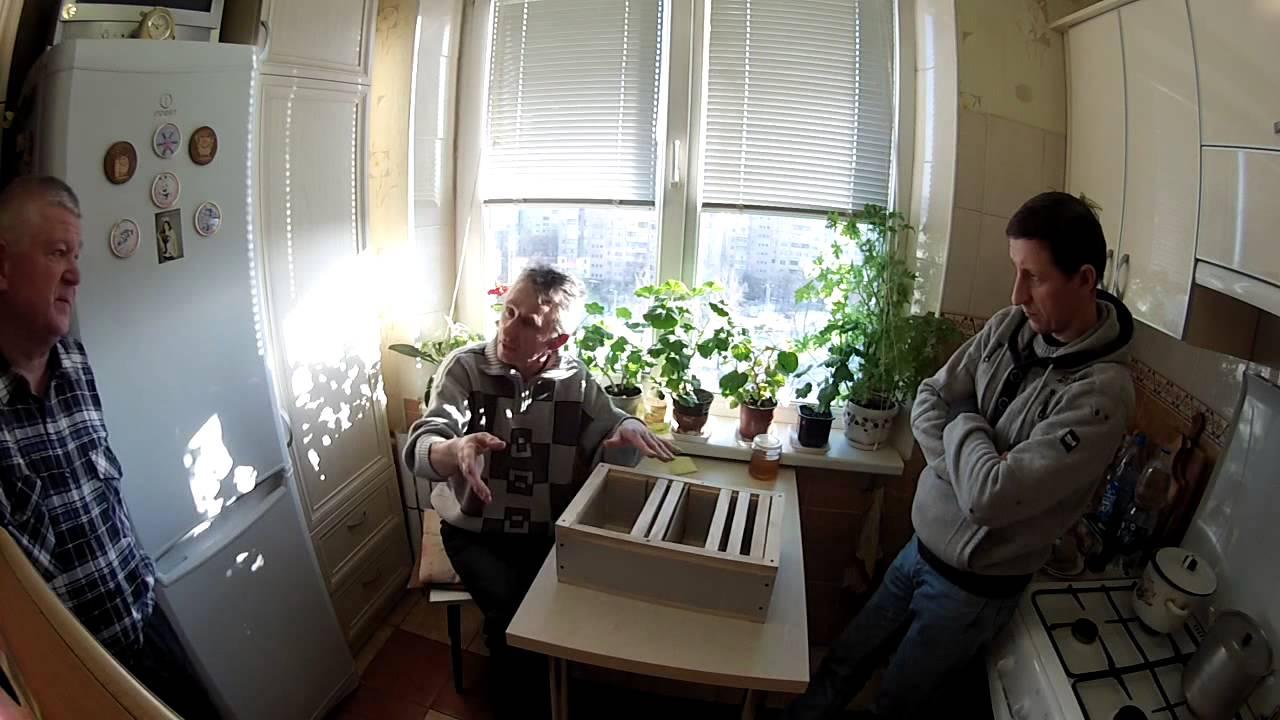 Пчеловодство. Смотреть онлайн: Пчеловодство.Нуклеусы и Матки.Фильм №3