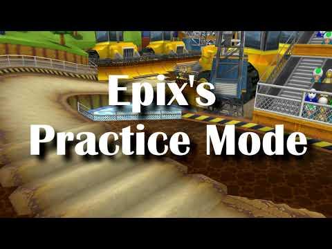[MKW] Epix's Practice Mode Showcase