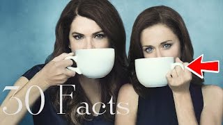 Video 30 Facts You Didn't Know About Gilmore Girls MP3, 3GP, MP4, WEBM, AVI, FLV Juni 2019