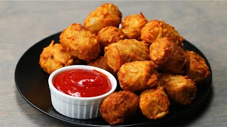 Chili Cheese-Stuffed Tots by Tasty