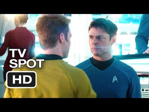 Star Trek Into Darkness TV SPOT - This Thursday (2013) - Chris Pine Movie HD Video