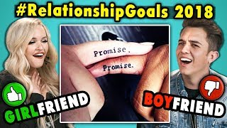 Video 10 Relationship Goals From 2018 Reviewed By Couples | The 10s (React) MP3, 3GP, MP4, WEBM, AVI, FLV Januari 2019