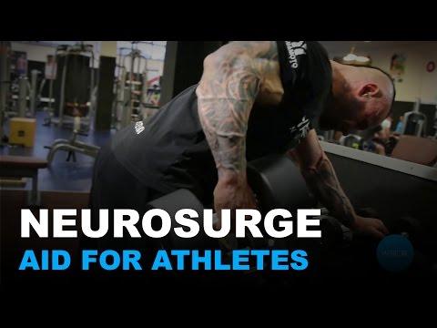 NeuroSURGE: aid for athletes