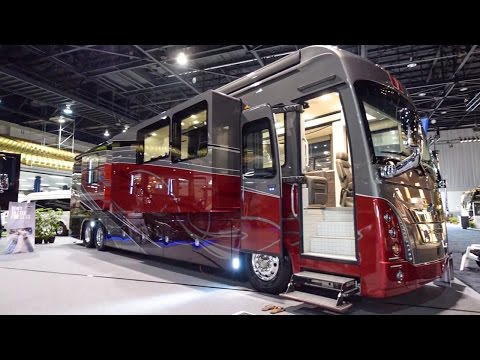 Video Foretravel IH-45 50th Anniversary RV ~ 1.3 Million $$$ RV ~  Full Tour & Review download in MP3, 3GP, MP4, WEBM, AVI, FLV January 2017