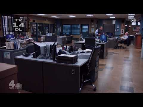 Brooklyn 99 season 7 episode 12 (ransom) part 1