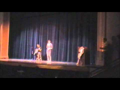 Jason Lopez - chris carter and jason yuma high dancer sing.