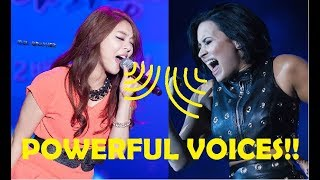 Video Powerful Voices - Best High Notes! MP3, 3GP, MP4, WEBM, AVI, FLV September 2018