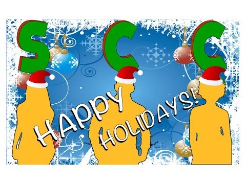 SCC Comedy - Happy Holidays!