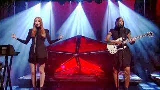 "[HD] Icona Pop - ""All Night"" 9/25/13 David Letterman"