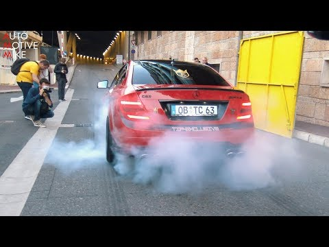 Mercedes-Benz C 63 AMG Coupé Black Series TIP Exclusive