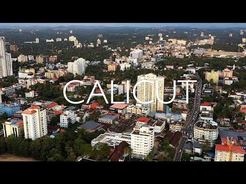 CALICUT - Aerial (Drone) Video