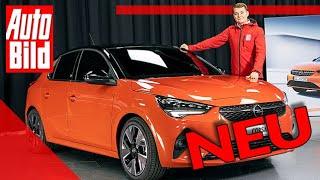 Opel Corsa e (2020): Neuvorstellung - Infos - Elektro - Kleinwagen by Auto Bild