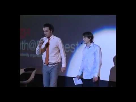 Nincs elveszett gyerek! I Kun Péter és Partali Csaba I TEDxY@Budapest2011