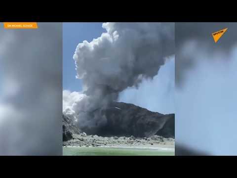Video - Ν. Ζηλανδία: Πάνω από 20 αγνοούμενοι μετά την έκρηξη του ηφαιστείου