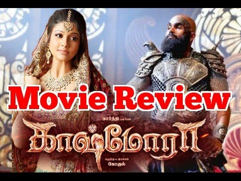 Kaashmora Movie Review | Karthi|Nayantara| Sri Divya| Vivek|diwali New Tamil Movie Updates