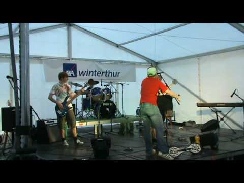 I Wanna be Your Dog-Brennholz live in Frauenfeld