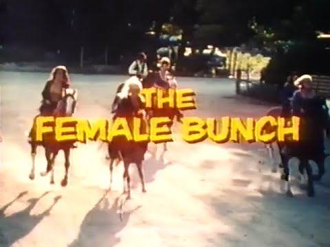 The Female Bunch (1971) Trailer