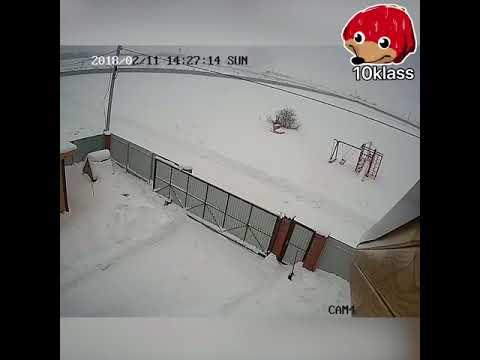 Крушение Ан 148 сняла частная Камера (видео)