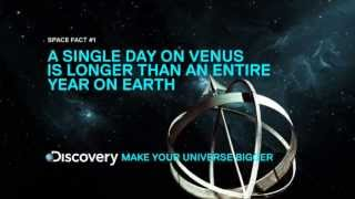 Discovery Space Fact 4 x 10sec Bumpers