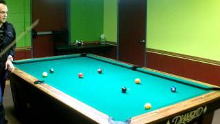 Max Eberle 9-ball Coaching #1