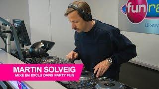 Martin Solveig - Live @ Fun Radio 2015