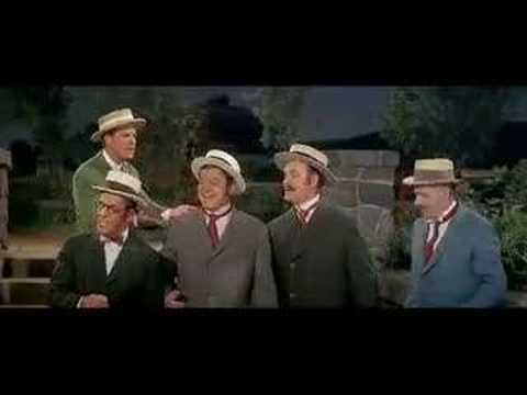 quartet - Professor Harold Hill turns a quartet of bickering school board members into a very talented singing group.