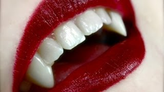 Video How to Apply: Vampire Fangs MP3, 3GP, MP4, WEBM, AVI, FLV Juni 2018