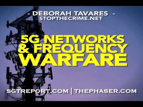 Kill Grid 5g Networks And Frequency Warfare