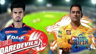 आज का मैच चेन्नई और दिल्ली के बीच..Aaj ka match