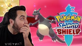 SUPER FAST SHINY CHARIZARD! Epic Shiny Charmander in Pokemon Sword and Shield by aDrive