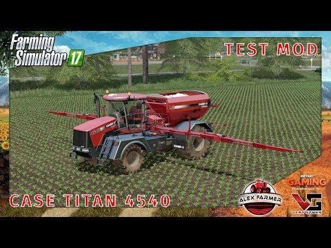 FS17 CaseIH Titan 4540 v1.0.0