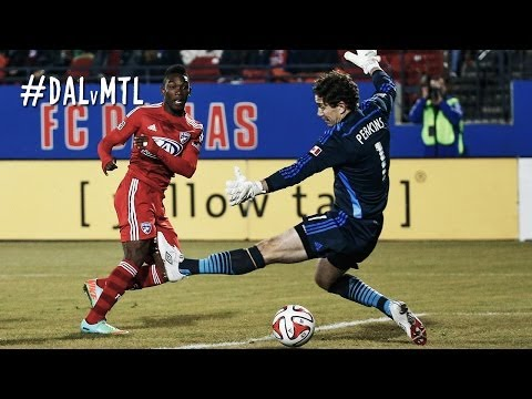 fc - The 2014 season gets underway for two teams looking to improve on their 2013 campaigns face off as FC Dallas play host to the Montreal Impact at Toyota Stadi...