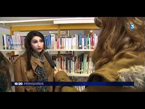 Reportage de la classe PEM de Jay de beaufort sur les préoccupations des jeunes .wmv