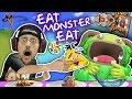 Download Video Wrecking Box Forts & FEEDING MY MONSTER ANGRY BIRDS!?! FGTEEV Boyyy!!