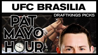DFS MMA: UFC Brasilia DraftKings Picks & Preview by Fight Network