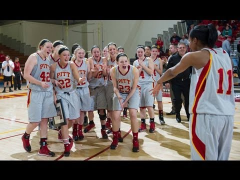 Pitt State Women's Basketball vs Washburn – Senior Day 2014