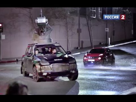 Как снимают автомобильную рекламу // АвтоВести 105