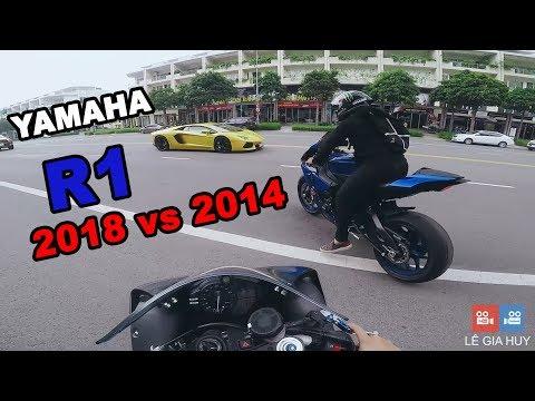 Bốc đầu mô tô siêu điệu nghệ với Yamaha R6 - Thời lượng: 6 phút, 2 giây.