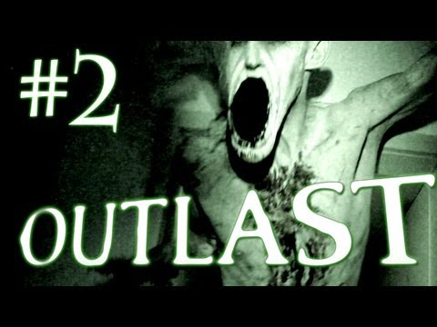 Outlast Gameplay Walkthrough – Part 2 – PANTS GETS POOPED!