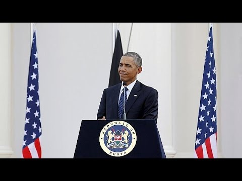 Κένυα: Συνεργασία στη μάχη κατά της τρομοκρατίας υπόσχεται ο Ομπάμα