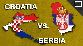 Why Albania & Serbia Hate Each Other http://testu.be/1I0iDGT Subscribe! http://bitly.com/1iLOHml From religious conflicts to border disputes, Croatia and Serbia ...