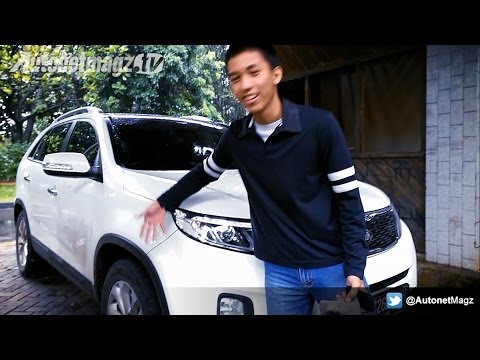 All New KIA Sorento review Indonesia – Part 1