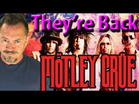 It's Official Motley Crue Are Recording New Music - Breaking Music News