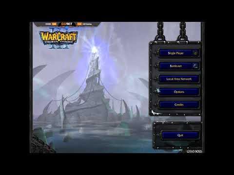 Dread's stream | Warcraft III Ladder - Обкатываем новый патч 1.29 с Кексом | 12.04.2018