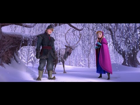 View - Disney's Frozen is now playing in theatres in 3D! Find showtimes: http://di.sn/pIO Like Frozen on Facebook: https://www.facebook.com/DisneyFrozen Follow Froz...